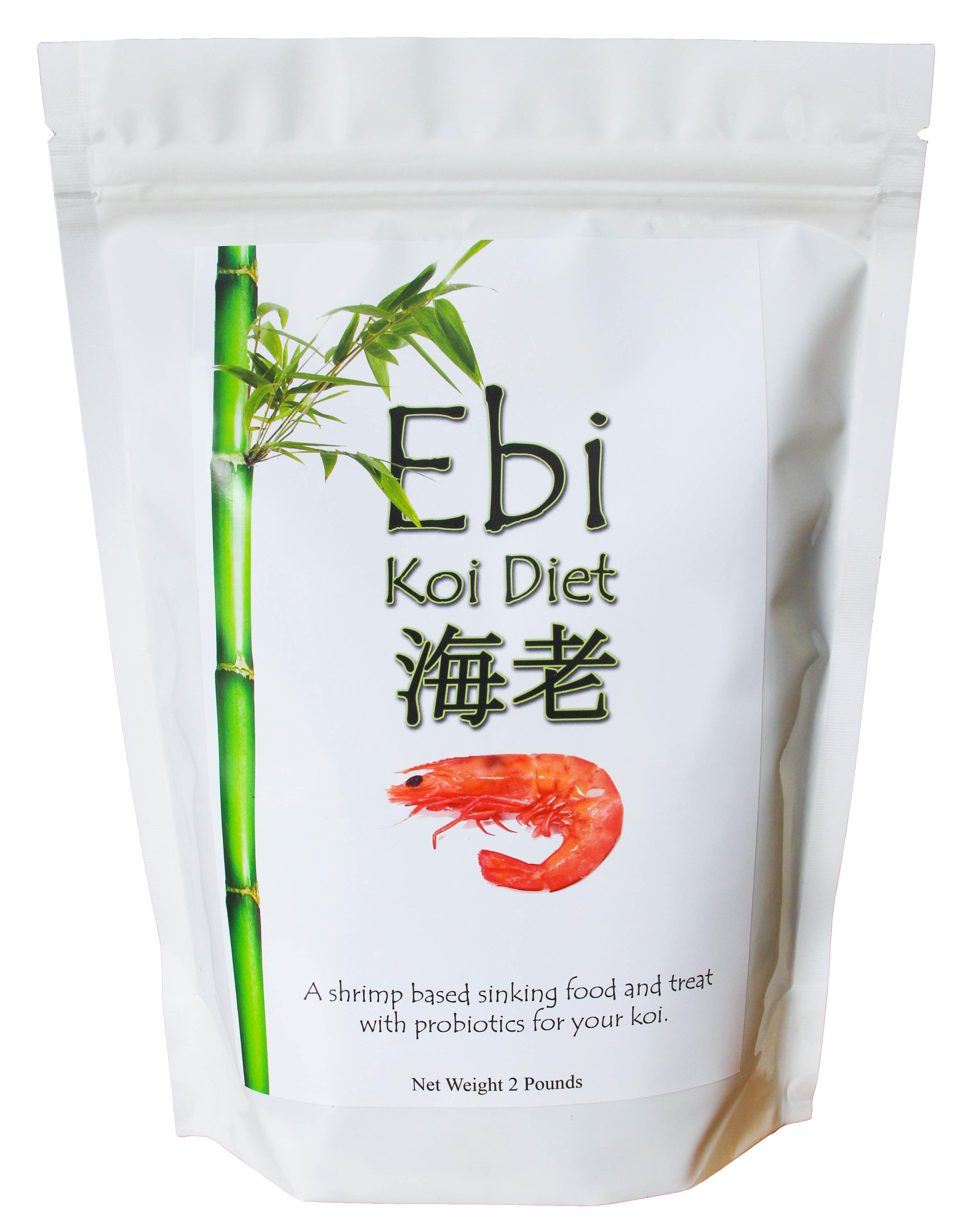 EBI Koi Diet