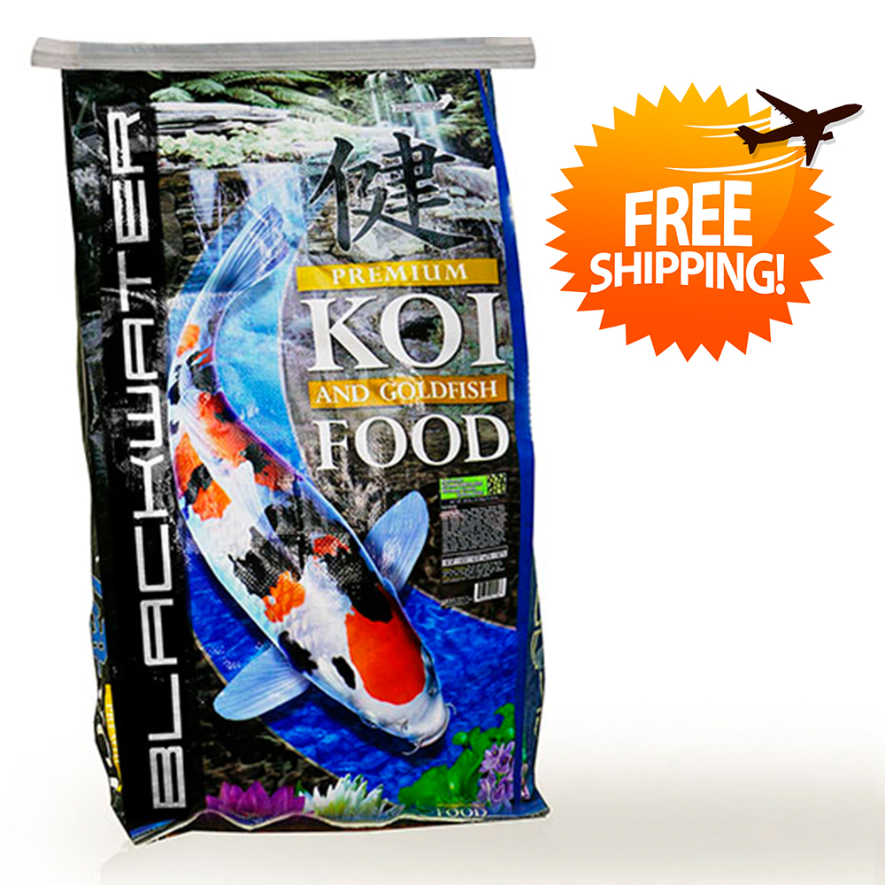 Blackwater Cool Season Koi Food 40lb Bag