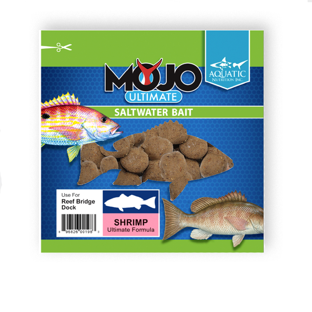 Mojo Ultimate Saltwater Bait - Shrimp