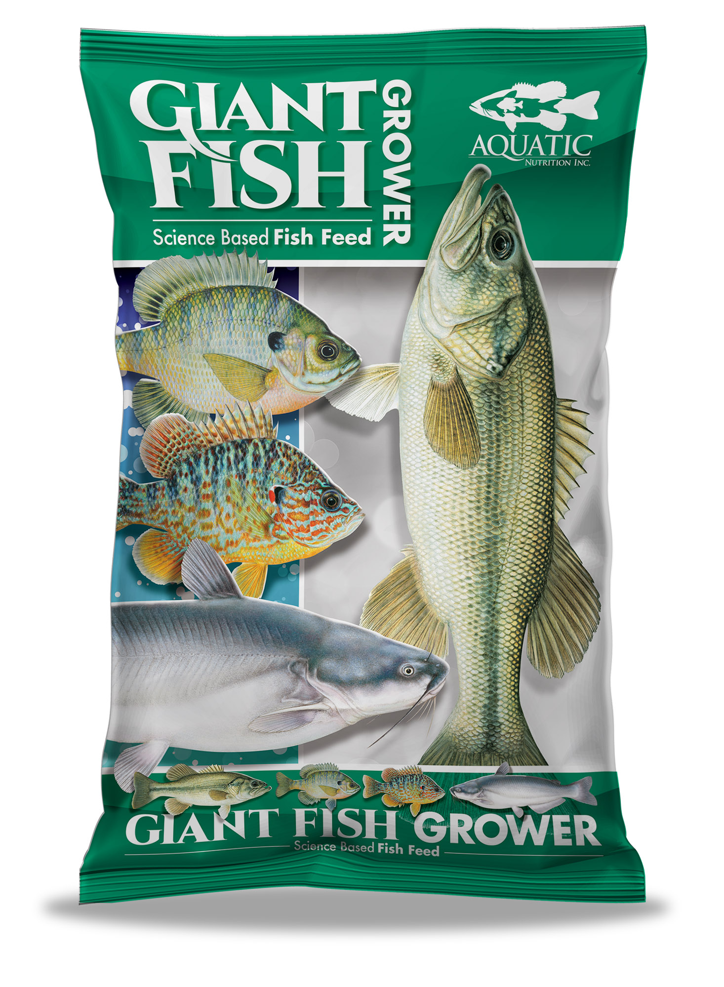 Giant Fish Grower