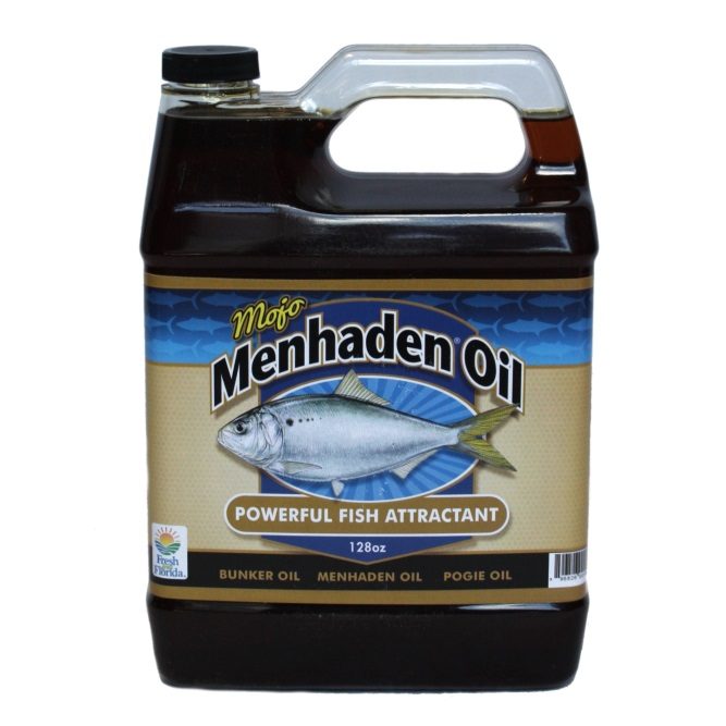 Menhaden Oil 1 Gallon