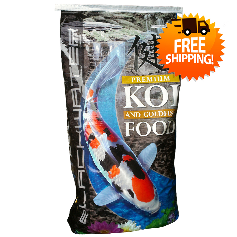 Koi Food 40lb Blackwater Max Growth FREE SHIPPING