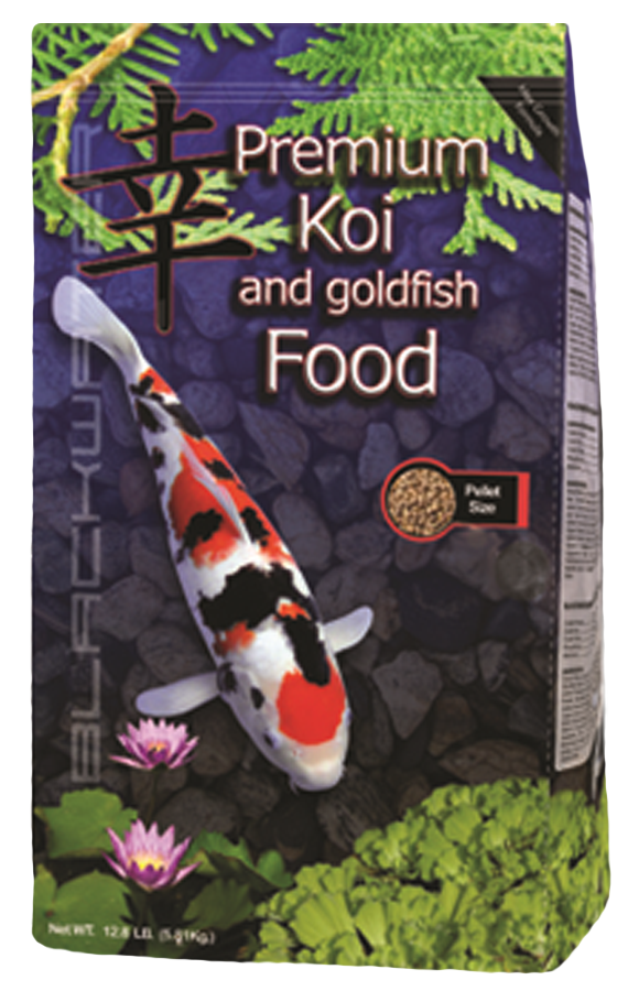 Medium Size 12.8lbs Koi food bag