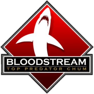 BloodStream Shark Chum Diamond Logo